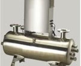 Dezinfectie cu UV  sau clor gazos
